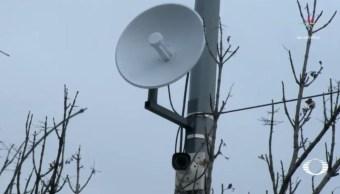 Colocan cámaras de vigilancia en escuela saqueada de Saltillo
