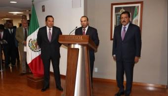 Pérez Magaña se compromete a continuar el trabajo de inclusión en Sedesol