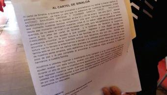 familiares de policias desaparecidos de culiacan piden ayuda al cartel de sinaloa