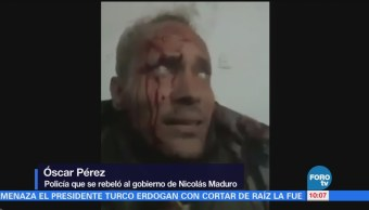 Cercan en Venezuela a opositor prófugo