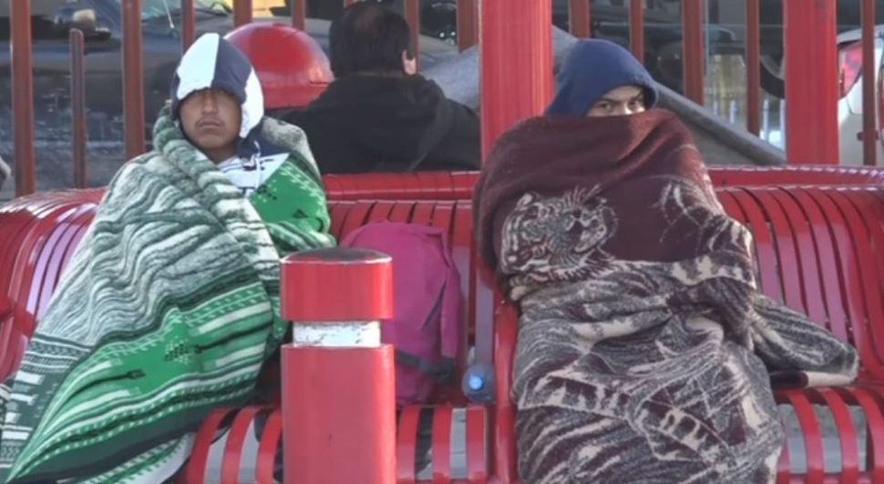 frente frio temperaturas chihuahua proteccion civil