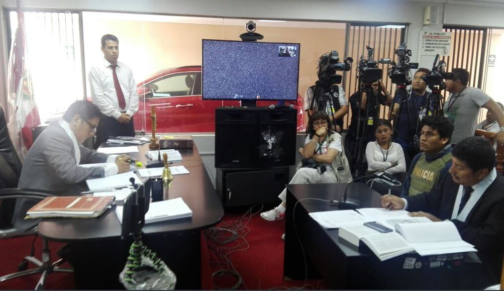 Ordenan prisión contra conductor de tráiler que causó accidente en Perú