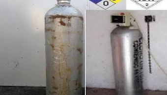 roban cilindro con gas cloro en celaya, guanajuato; autoridades emiten alerta