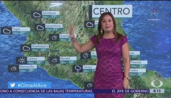 Clima al Aire: Pronostican lluvias en el sureste de México por el frente frío 24