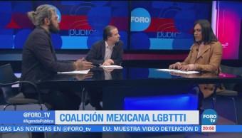 Coalición Mexicana Lgbttti Agenda Pública