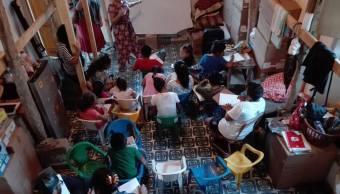 Tras sismo, nace el colectivo cultural 'Binni Birí', en Juchitán