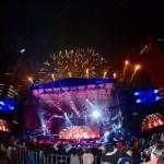 miles de personas reciben 2018 con concierto en reforma