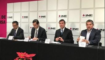 INE detecta apoyos irregulares aspirantes diputados independientes