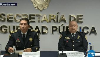 SSP identifica a policías implicados en detención de alumno de la UNAM