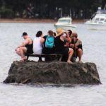Construyeron una isla para poder seguir bebiendo alcohol