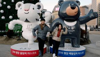 Corea del Sur se prepara para los Juegos Olímpicos de Invierno