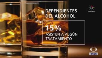 Médico Advierte Sobre Consumo Alcohol Menores