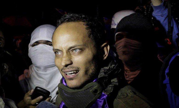 Cuerpo expolicía venezolano Oscar Pérez esta custodia militar