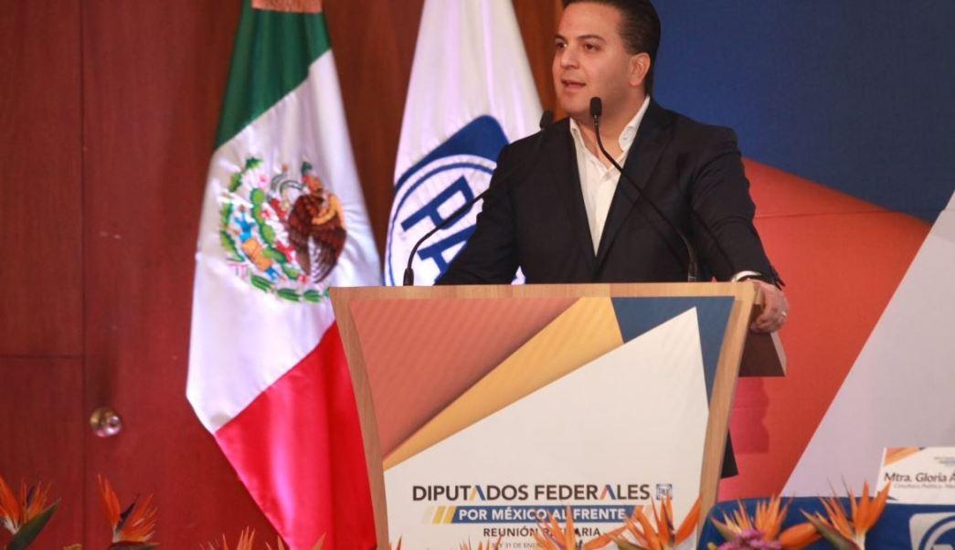 PAN pide al Gobierno Federal mantenerse al margen del proceso electoral