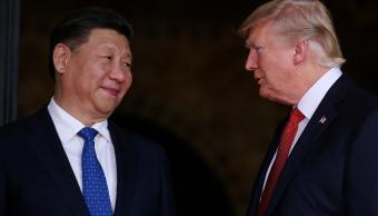 Para Trump, el déficit comercial con China no es sostenible