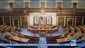 Demócratas Aprueban Presupuesto Esencial Administración Trump