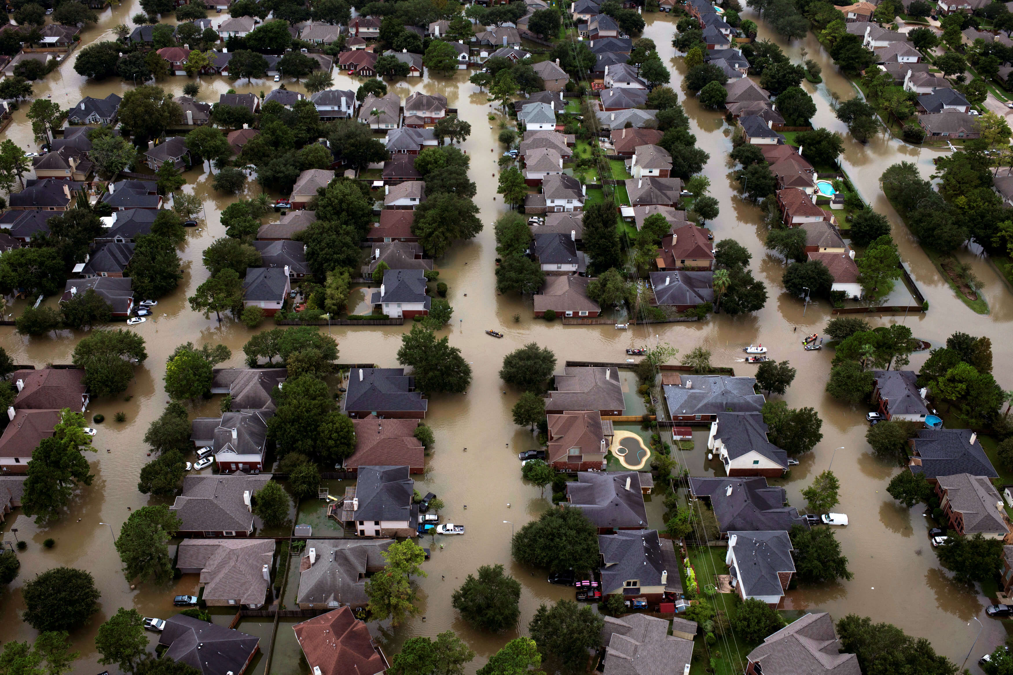 Pérdidas por desastres naturales en EE.UU. alcanzan récord en 2017