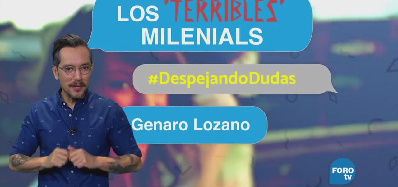 #DespejandoDudas: Los terribles Milenials