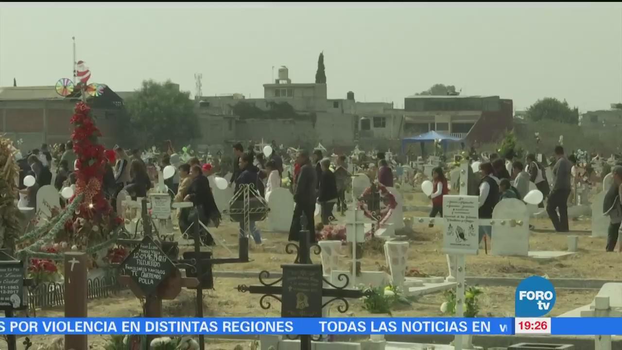 Despiden Víctimas Descarrilamiento Tren Ecatepec