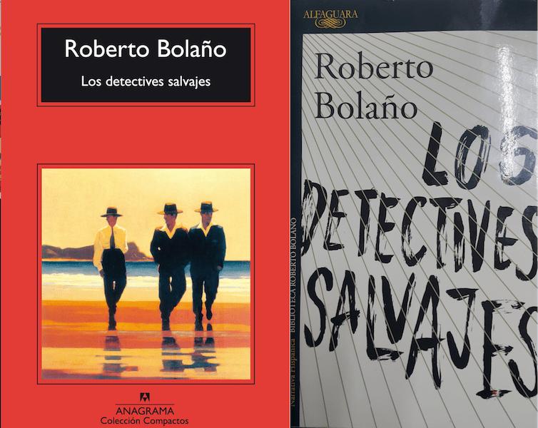 Detectives Salvajes, Roberto Bolaño, Distrito Federal, Papasquiaro