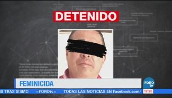 Detienen a presunto feminicida en Iztacalco; se busca vincularlo a proceso