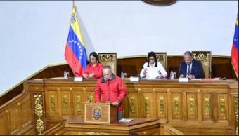 Diosdado Cabello en la Asamblea Nacional Constituyente