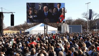 Discurso de Trump durante marcha antiaborto en Washington