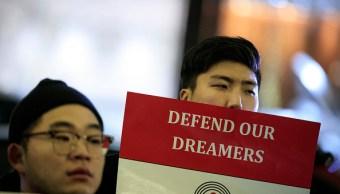 legisladores de Eu dicen que no hay solucion para dreamers
