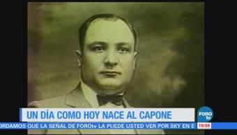 Efeméride En Una Hora: Al Capone