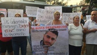 familiares desaparecidos chilpancingo piden revisar videos c4