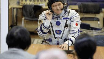 El astronauta japonés Norishige Kanai. (AP, archivo)