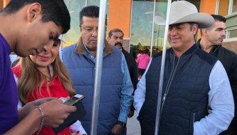'El Bronco' ofrece en Chihuahua reducir IVA y precio de gasolina