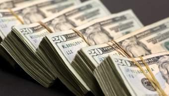 El dólar cierra la semana en 18.97 pesos