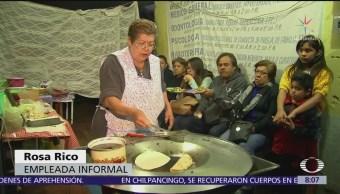 El empleo informal afecta a un gran porcentaje de la población en México