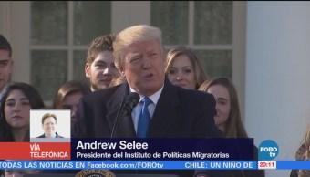 El posible cierre del gobierno de EU; el análisis de Andrew Selee