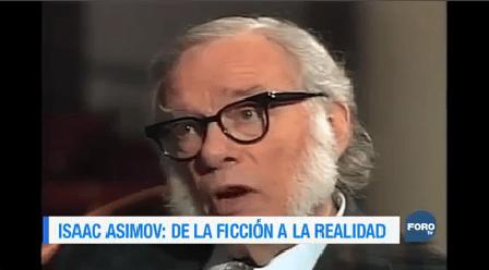 Siguiente Paso Isaac Asimov Profesor Bioquímica El Siguiente Paso