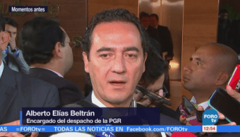 Elías Beltrán confirma emisión de solicitudes de extradición por César Duarte