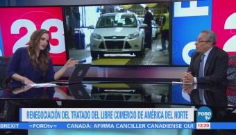 En TLCAN, México tendrá que negociar sobre industria automotriz, dice Luis Soto