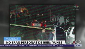Encuentran restos de nueve personas en Xalapa