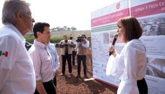 Peña Nieto prevé llegar 4 millones de empleos 2018