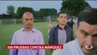 Exoneran Rafa Márquez PGR