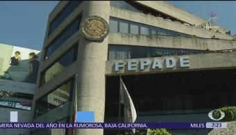Fepade confirma investigación por presunta compra de firmas