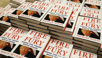 Fire and Fury libro Trump será serie televisión
