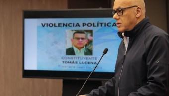 Fiscalía Venezuela investiga muerte legislador Asamblea Constituyente
