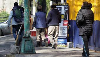 Termómetro registra 4 grados en la Ciudad de México; seguirá el ambiente frío