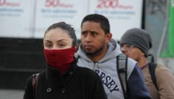 Prevén 22 grados centígrados en la Ciudad de México