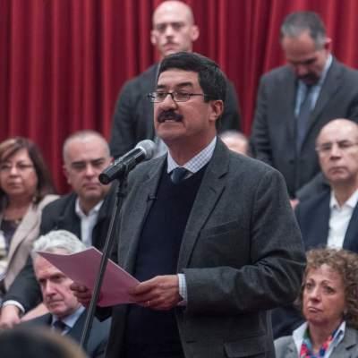 """El Gobierno federal quiere """"frenar una investigación por corrupción"""", dice Javier Corral"""