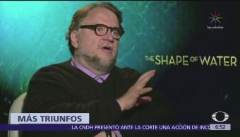 Guillermo del Toro gana premio Darryl F. del Sindicato de Productores de EU