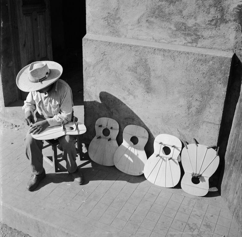guitarra, Coco, Paracho, Michoacán