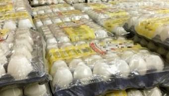 kilo de huevo se vende hasta en 75 pesos en norte del pais